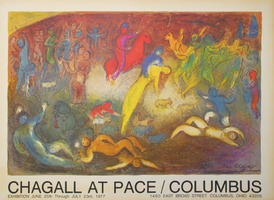 Marc Chagall: Chagall At Pace/Columbus