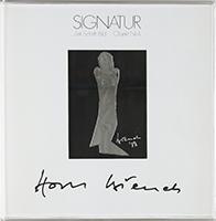 Bienek, Horst: Signatur 4