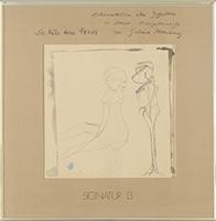 Gerhard Altenbourg: Signatur 13