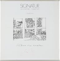 Claude Simon: Signatur 8