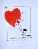Wilhelm Schlote: Mon Coeur A Peur