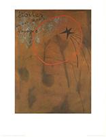 Joan Miró: Etoiles En Des Sexes D´Escargot