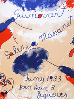 Josep Guinovart: Galeria Massanet