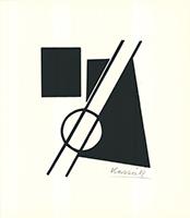 Lajos Kassák: Geometrische Komposition