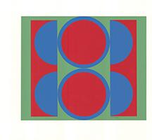Gido Wiederkehr: Geometrische Komposition