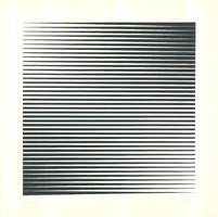 Getulio Alviani: Geometrische Komposition