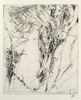 Horst Janssen: Landschaft
