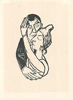 Max Beckmann: Tanzende