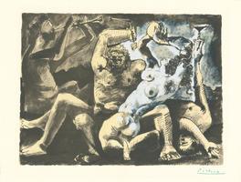 Pablo Picasso: Baccanale