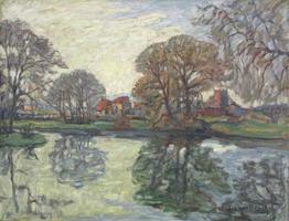 Brackel, Josef van: Landschaft