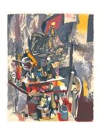 Renato Guttuso: Caos in studio