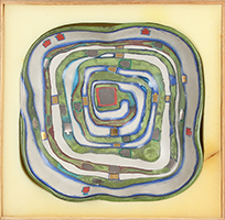 Friedensreich Hundertwasser: Spiralental