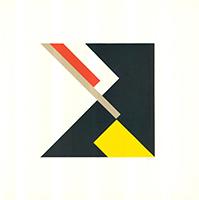 Walter Dexel: Geometrische Komposition