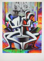Mark Kostabi: All things considered