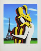 Mark Kostabi: In a relationship