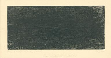 Max Uhlig: Meereslandschaft (nächtlich)