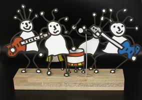 Paul Kostabi: SPRKL Family Band