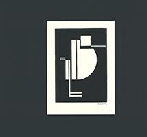 Walter Dexel: Komposition