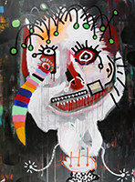 Paul Kostabi: Kaleidascopic Side Effect
