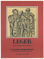 Fernand Leger: huiles, aquarelles & dessins