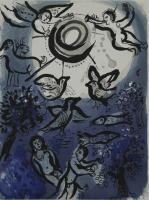 Marc Chagall: Schöpfung