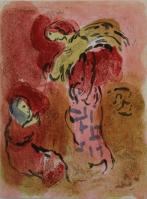 Marc Chagall: Ährenleserin Ruth