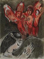 Marc Chagall: Sarah und die Engel