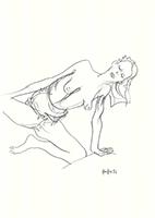 Helmut Pfeuffer: Weiblicher Akt