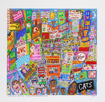 James Rizzi: The Big Apple Is Big On Broadway