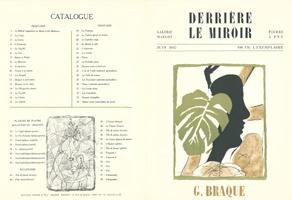 Georges Braque: Komposition
