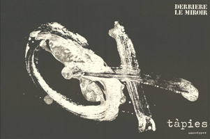 Antoni Tapies: Monotypes