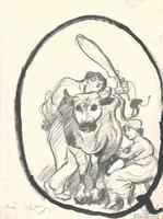 Lovis Corinth: Du Kuh