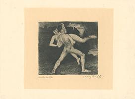 Lovis Corinth: Entführung