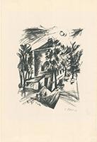 Ernst Fritsch: Haus vor der Sonne
