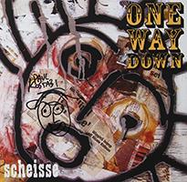 Paul Kostabi: One Way Down