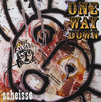 Paul Kostabi: One Way Down