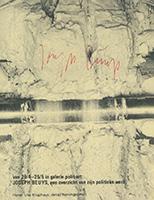 Joseph Beuys: JOSEPH BEUYS, een overzicht van zijn politieke werk.