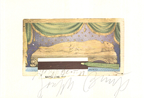 Joseph Beuys: Christo morto