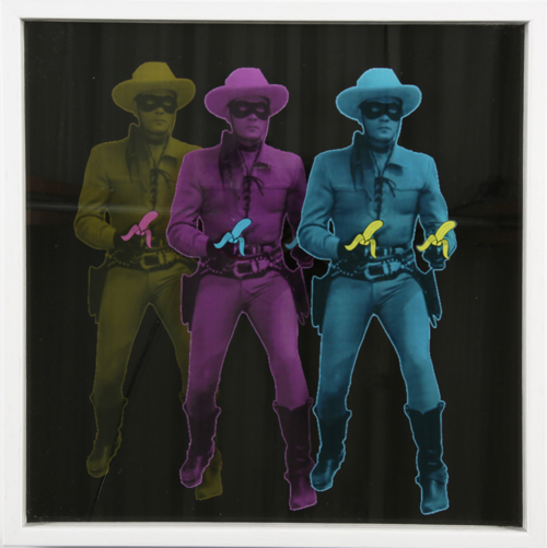 Shuby: Triple Lone Ranger - Banana Guns