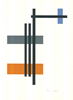 Lajos Ébneth: Geometrische Komposition