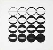 Marcello Morandini: Geometrische Komposition
