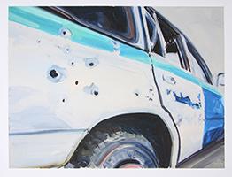 Tim Trantenroth: Police car