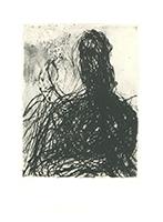 Max Uhlig: Frauenbildnis mit Schatten