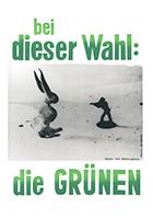 Joseph Beuys: Bei dieser Wahl die Grünen