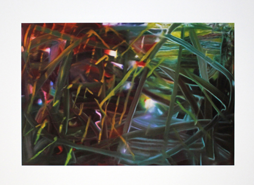 Gerhard Richter: Abstraktes Gemälde 439