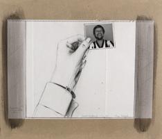 Peter Nagel: Selbstbildnis