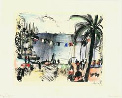 Werner Lichtner-Aix: Cannes