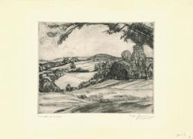 Franz Maria Jansen: Landschaft