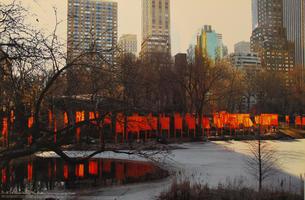 Christo: The Gates - New York Central Park