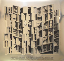 Louise Nevelson: Pace - Columbus (silber)